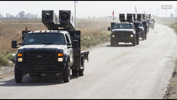 Bagdad Berichte: Irakisches Militär sendet Truppen nach Sindschar