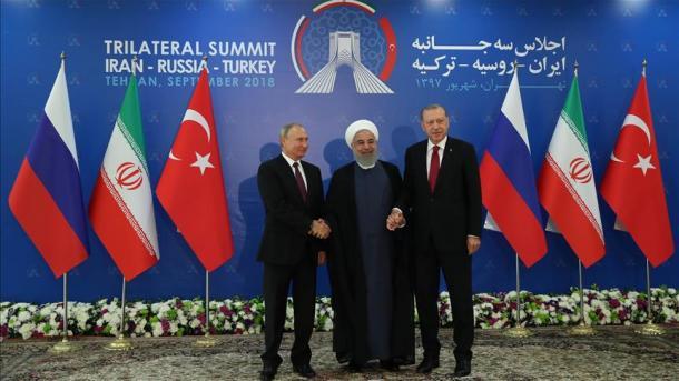 Takimi i radhës për Sirinë do të mbahet në Rusi   TRT  Shqip