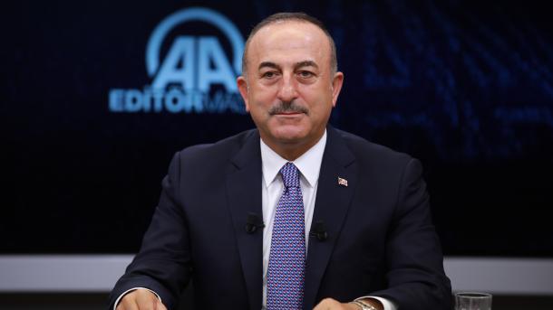 Çavusoglu: Turqia është e vendosur për sistemet S-400 | TRT  Shqip