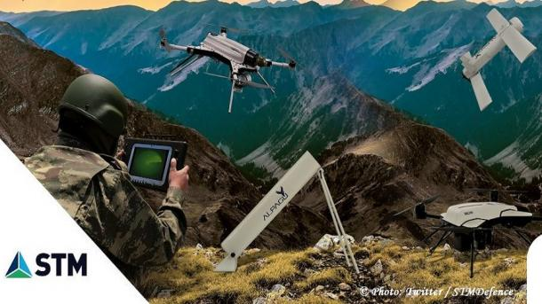 Les drones kamikazes de fabrication nationale de la Turquie