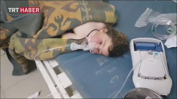 VIDEO- Siri - Sulme me armë kimike në Idlib   TRT  Shqip
