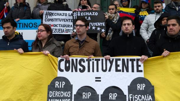 CNE repetirá elecciones de la ANC en municipios de Táchira y Mérida