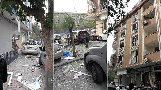 ВТурции арестовали предполагаемого организатора взрыва вСтамбуле