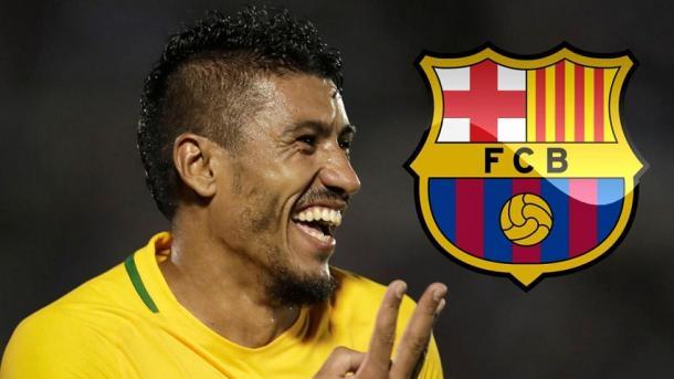 Barcelona verpflichtet Brasilianer Paulinho