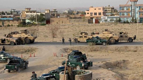 Ƴan ƙungiyar Taliban sun kashe ƴan sanda 3 a wata hari da suka kai Afghanistan