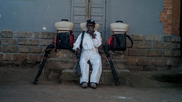 Lebensgefährliche Lungenpest breitet sich in Madagaskar aus