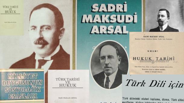 Sadri Maqsudi Arsal | TRT  Tatarça