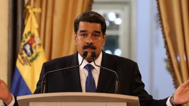 Maduro califica al Gobierno de Trump de