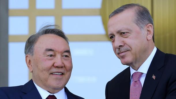 Назарбаев поддержал проведение вКазахстане переговоров поСирии