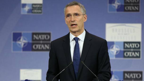 Stoltenberg: S'ka kërkesë për rol luftarak të NATO-s në koalicionin global kundër DAESH-it | TRT  Shqip