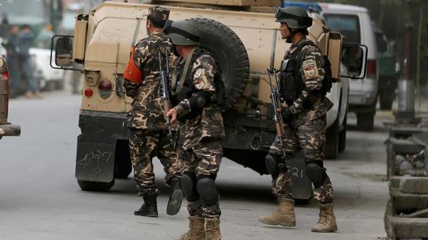 Hombres armados atacan una cadena de TV en Kabul