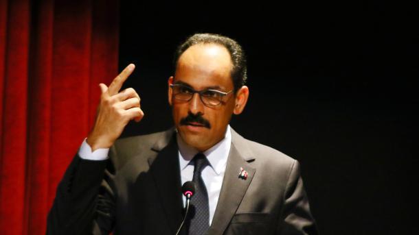 Ibrahim Kalin: Operacioni në Afrin, fitore e paqes dhe disfatë e terrorizmit | TRT  Shqip