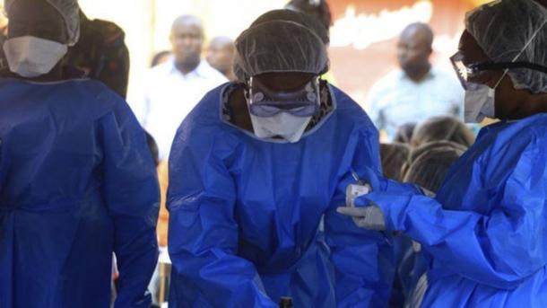 Ebola ta kashe mutane 502 cikin watanni shida a Kongo