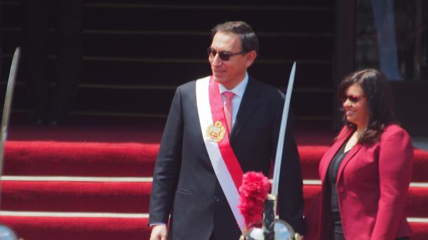 El Gobierno de Perú se robustece tras obtener apoyo a sus proyectos de reforma