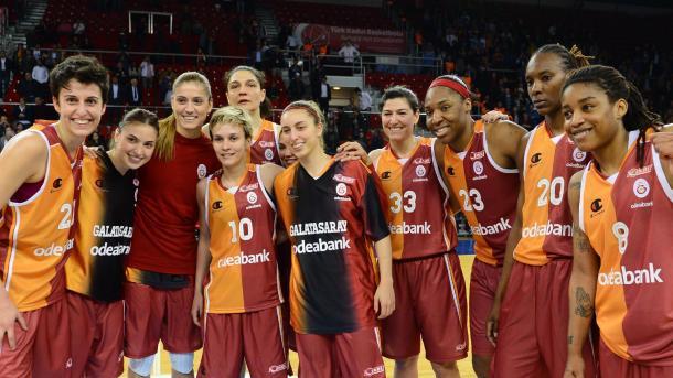 加拉塔萨雷女篮在欧洲锦标赛中明天迎战捷克   三昻体育官网