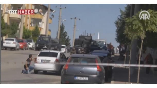 Varios muertos y heridos al inmolarse miembros del Estado Islámico en Turquía