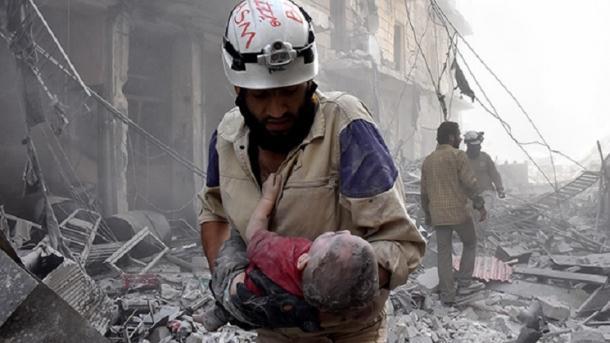 Ataque químico de yihadistas en Siria deja 22 heridos