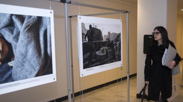 Expoziția Istanbul Photo Awards la New York