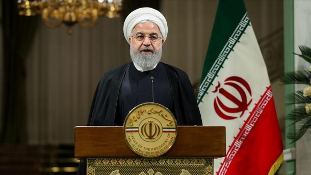 Ruhani: Përkrahësit e ligësisë mundohen të zhdukin vullnetin dhe shpresën tonë   TRT  Shqip