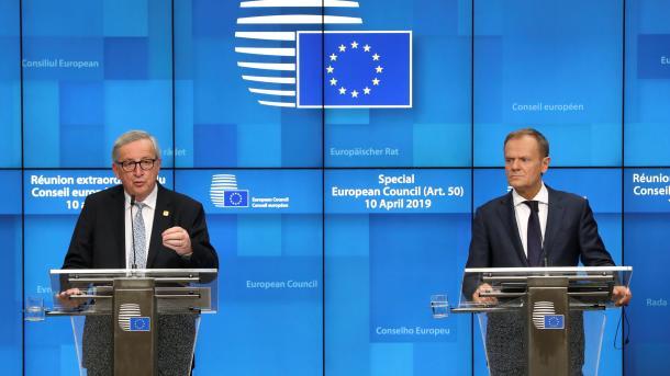Liderët e BE-së pranojnë shtyrjen e Brexit-it deri më 31 tetor | TRT  Shqip