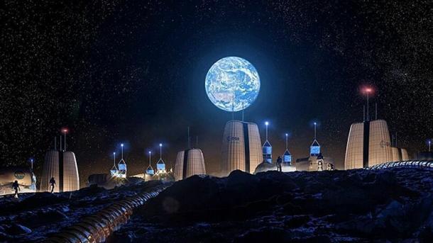 """""""Vida extraterrestre"""", cortometraje que muestra cómo será en realidad una colonia en la Luna   TRT  Español"""