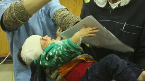 В итоге теракта вСирии погибли десятки людей
