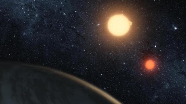 Encuentran dos planetas habitables a 12 años luz de la Tierra