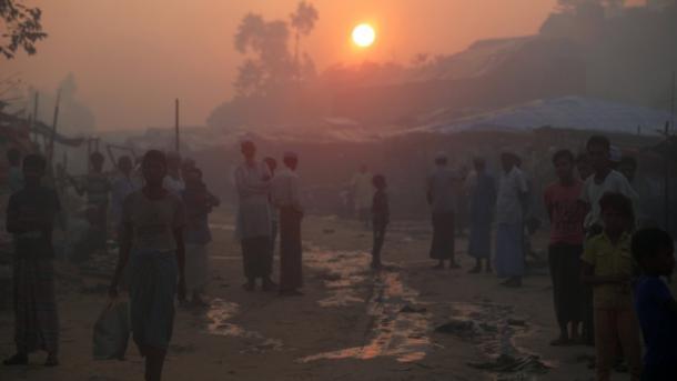 Mianmari nuk lejon hyrjen e delegacionit të OKB-së në Arakan | TRT  Shqip