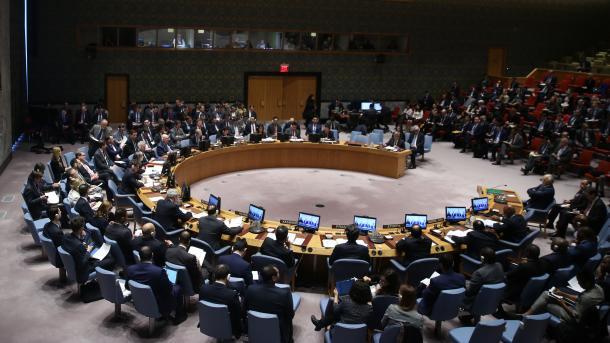 Rusia vë veto ndaj projektrezolutës së ShBA-së | TRT  Shqip