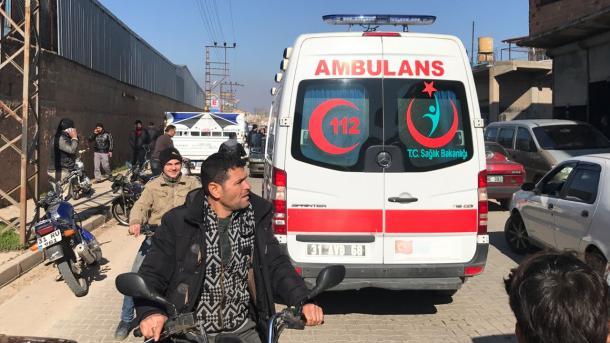 Cinco soldados turcos mueren en la región siria de Afrín