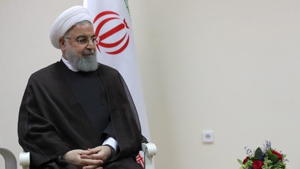 Rouhani: Irani mund t'u rikthehet negociatave nëse SHBA-ja heq sanksionet   TRT  Shqip