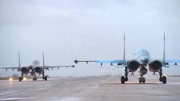 Rusia y Turquía lanzan sus primeros bombardeos conjuntos en Siria