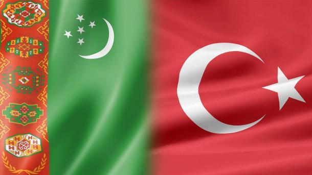 Les relations Turkménistan-Otan et la Turquie