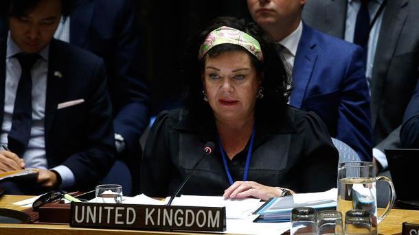 Anglia për çështjen e Idlibit: Bashkohemi plotësisht me Presidentin Erdoan | TRT  Shqip