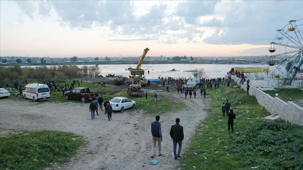 Mosul - Zhytësit turq gjetën kufomën e një Turkmeni 15-vjeçar në lumin Tigër | TRT  Shqip