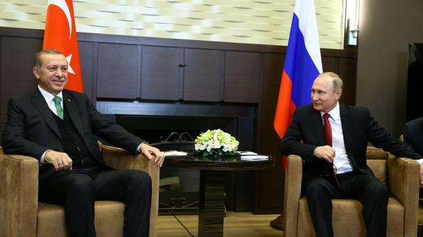 Erdogan në Soçi: Hapat e Turqisë dhe Rusisë do të ndryshojnë fatin e rajonit | TRT  Shqip