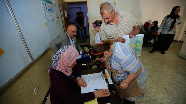 Koalicioni Sairoon fitues i zgjedhjeve në Irak | TRT  Shqip