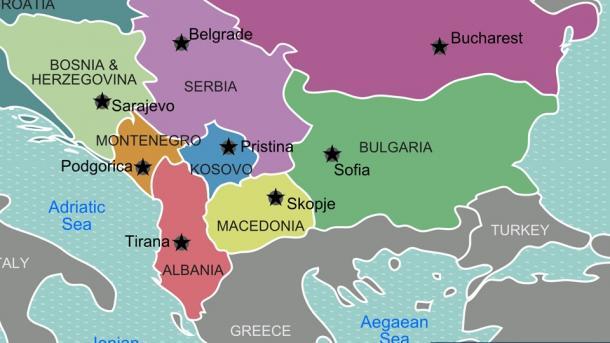 Koment- Bashkëpunimi dje dhe sot ndërmjet vendeve të Ballkanit | TRT  Shqip