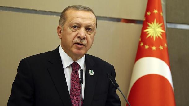 Presidenti Erdogan Amerikës: Nuk pranojmë gjuhën kërcënuese | TRT  Shqip