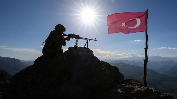 Bilanci javor - Ushtria turke neutralizoi 21 terroristë | TRT  Shqip
