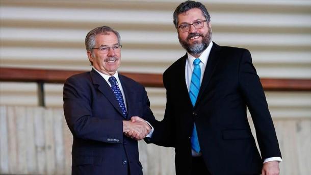 Solá buscará hoy en Brasil recomponer la relación bilateral entre ambos países