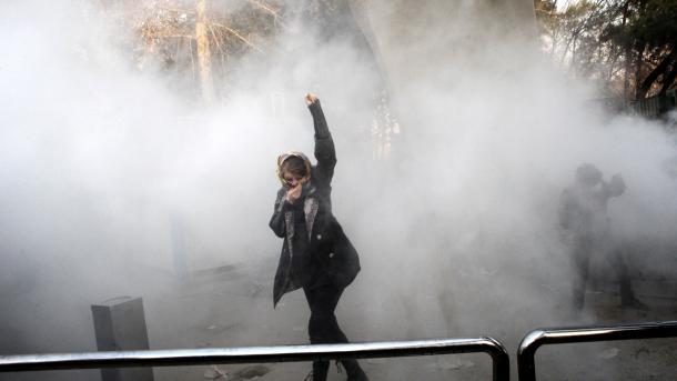 Neuf morts lors de manifestations nocturnes — Iran