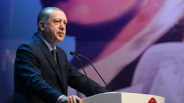 رئيس الجمهورية أردوغان: لو فقدنا القدس لا يمكننا حماية المدينة المنورة   TRT  Arabic