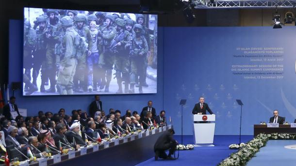 Stamboll – OBI shpall Jerusalemin Lindor kryeqytet të Palestinës | TRT  Shqip
