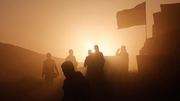 Siri - Ushtria e Lirë Siriane zmbraps sulmin e organizatës terroriste YPG/PKK-së në Mare | TRT  Shqip