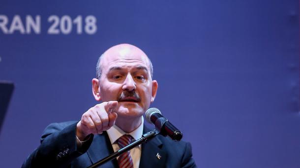 Глава МВД Турции призвал мировое сообщество открыть глаза на злодеяния PYD  YPG