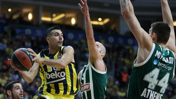Suksesi i skuadrës turke, Fenerbahçe Beko | TRT  Shqip