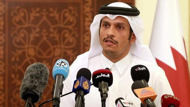 Ministri i Jashtëm i Katarit do të kumtoj qëndrimin e vendit të tij ndaj kërkesave të vendeve arabe | TRT  Shqip