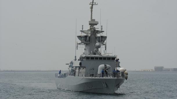 Katari dhe Anglia realizojnë stërvitje të përbashkët detare | TRT  Shqip