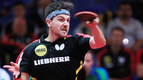 欧洲兵乓球锦标赛在西班牙举行   三昻体育官网